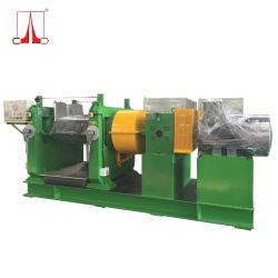 Misturador de borracha Xk-450 dois roletes abrir fábrica de mistura