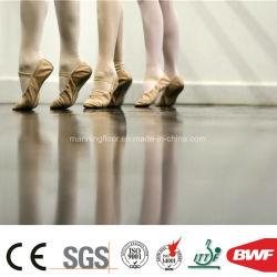 3мм отличное качество звука поглощают мягкий виниловый пол для танцевальный зал