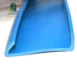 Speziell Geformte U-Förmige quadratische Gummidichtung Gummileiste Stoßfänger Kantenleiste für Bootsfenster