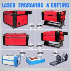 machine de découpage à gravure laser CO2 USB Graveur sculpture de l'air de la faucheuse aider [500x700mm (80W) ]