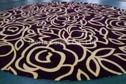 Высокое качество Handtufted Club Hotel дома круглые коврик