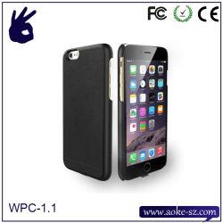 Drahtloser Aufladeeinheits-Empfänger-Kasten für iPhone 6 6s plus
