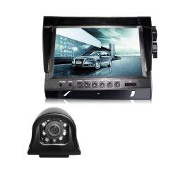 9-Inch Digital LCD Monitor-und hintere Ansicht-Kamera für Schulbus-Fracht Hgvs LKW-Sicherheits-Anblick