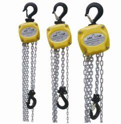 Manuel de 0,25 t Mini Bébé Bloc pour chaîne de chaîne de charge de galvanisation