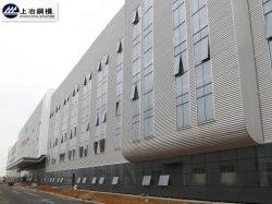 Prefabricated 건물 강철 구조물 작업장의 중국 제조자
