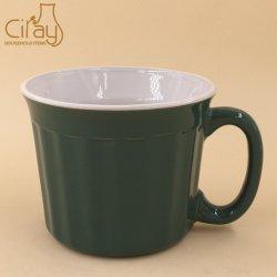 Promotie Ceramische Verglaasde het Drinken van de Kleur Kop