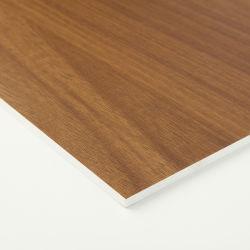 Folha de espuma de PVC Placa de PVC para mobiliário, armário, Construção