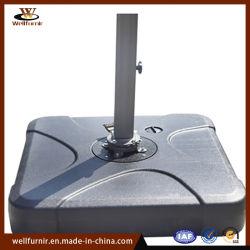90 kg contre la décoloration de la résine avec tube en acier de base (WFB-1908)