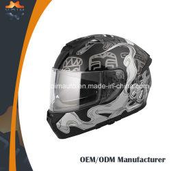 Cascos modulares cascos de motocicleta de cara completa con el precio de fábrica de piezas