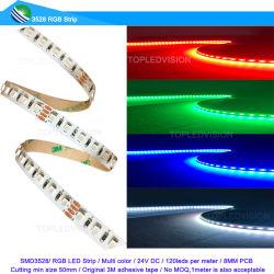 Nouveau produit SMD3528 120LED LED RVB de bande pour le néon Flex