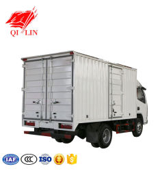 Dongfeng Chassis Van Cargo Truck