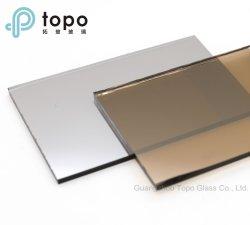 Bronze doré revêtement doux pour la maison de verre réfléchissant décoration (R-GB)
