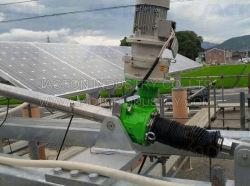 Actuadores de solares y gatos de tornillo motorizado de aplicación en sistemas de seguimiento Solar Panel solar seguidores