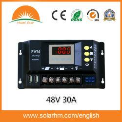 ( HM-5A ) LED デジタル・ディスプレイ・インテリジェント・ソーラー・コントローラー