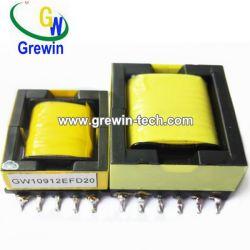 軽減するHfの高圧高周波変圧器