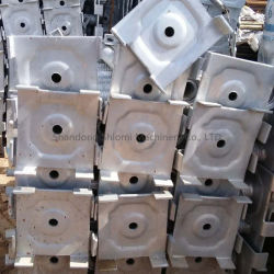 Ringlock Gerüstzubehör Sockel Jack Kopf Casting Parts Construction Gerüst Beschläge Qualität SGS BV Factory Hersteller