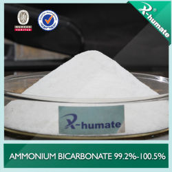Bicarbonato de sódio conservante sais de amónio quaternário de bicarbonato de amónio