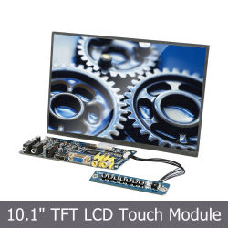 """10.1 de """" Module van het Scherm SKD LCD met de Lage Consumptie van de Macht"""