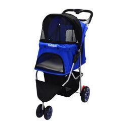 [بت دوغ] وكلب عربة درّاجة ثلاثية محبوب حامل متحرّك