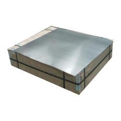 مواد البناء A 2.8/2.8 طلاء الخفين الكهربائي Tin Tinating Metal Sheet
