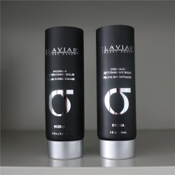 Hot Stamping Luxury Class Black Cosmetic Tube Packagingを使って