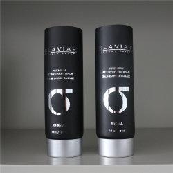 С горячей штамповки Luxury Class Black косметической упаковки трубки