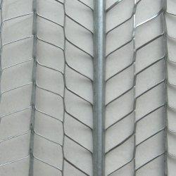 Netwerk van de muur galvaniseerde de Uitgebreide Lat van de Rib van de Bekisting van de Lat van het Metaal Hoge