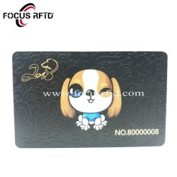 Le plastique PVC Taille ISO NXP RFID MIFARE Original 1K IC Carte à puce pour le système de contrôle d'accès