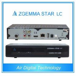 Очень низкая стоимость продажи Один тюнер DVB-C Zgemma Star LC спутниковый ресивер Linux OS E2 кабельного Интернета