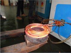 het Smeedstuk die van de Inductie van de Frequentie 120kw Meduim Machine voor Grote Pijp voorverwarmen