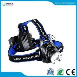 CREE LED T6 10W nachladbarer LED Scheinwerfer für im Freien