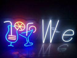 LED de la barra de luz de neón firmar para restaurantes y bares Decoración
