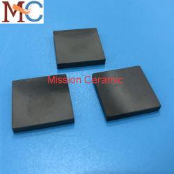 50*50*10mm Standardsilikon-Karbid-keramische Platten