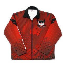 Sportswear Sublimation bon marché de gros de l'usure de la pêche en polyester