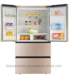 대용량 저장 Engergy 프랑스 도어 냉동고, CE 포함