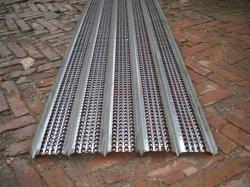 Grating van de Loopbrug van de Greep van de diamant/Grating van de Veiligheid van het Staal van de Stut van de Greep