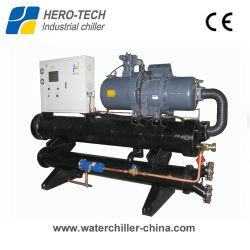 80tonne/Trcompresseur à vis Hanbell refroidisseur à eau pour système thermostatique
