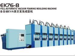 Автоматическая EVA единственный вакуумный вспенивания машины литьевого формования с маркировкой CE