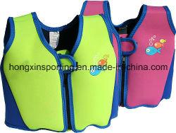 子供(HXV0005)のためのネオプレンの救命胴衣のベスト