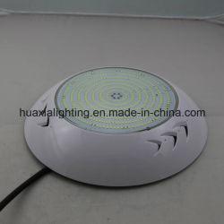 En plein air 100 % étanche IP68 LED lampe sous-marine de la piscine