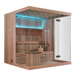 Monalisaの方法デザイン減量LEDのサウナ部屋(M-6042)