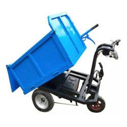 Petite Main portable push Tricycle Cargo Dumper pour le jardin