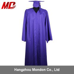 Фиолетовый для взрослых с градации платье Tassel оптовая торговля для Университета
