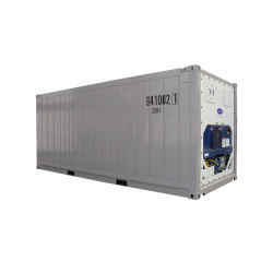 Super-isolation Daikin, transporteur, certifié Thermoking LR 20FT Offshore conteneur frigorifique