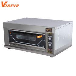Hotel Comercial de Venta caliente de acero inoxidable equipos de cocción de pan de pizza horno eléctrico