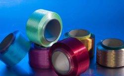 Gefärbtes Garn 100% des Polyester-FDY 150d48f