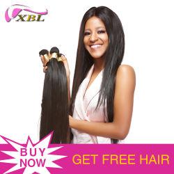 Brasilianische Jungfrau-Haar-Großhandelsextensionen erstklassiges Remy Menschenhaar