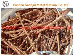 Mise au rebut de fil de cuivre Le cuivre Millberry Bobine de fil de cuivre