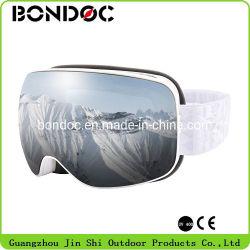 Super Anti-Fog capacete compatíveis óculos de esqui