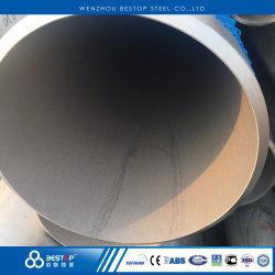 S31703 317L tuyaux sans soudure en acier inoxydable 1.4438 / Tube